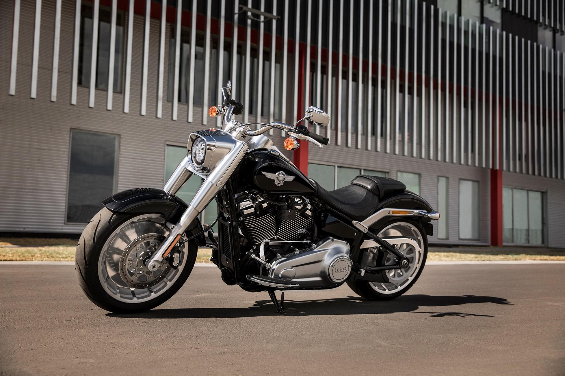 Harley Davidson Dijon Motos